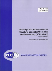 ACI 318-05 Building Code Requirements for Structural Concrete and Commentary