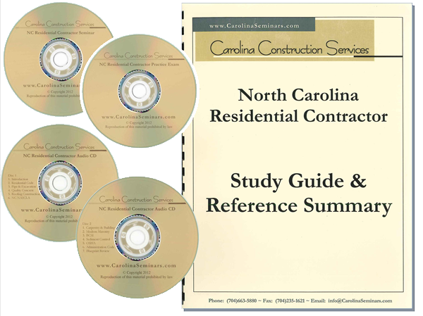 At Home Seminar and Study Guide CD Course