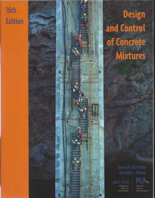 design-control-concrete-mixtures
