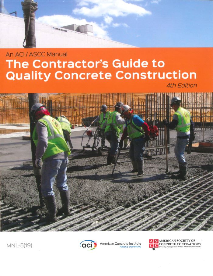 Quality Concrete 4th Edition